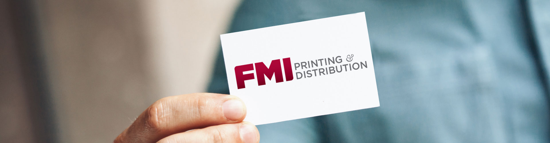 FMI Business card logo
