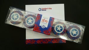 Capital City Bank Cookies